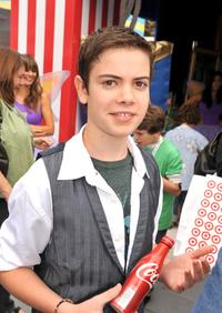 Alexander Gould at the Target Presents Variety's Power of Youth event.