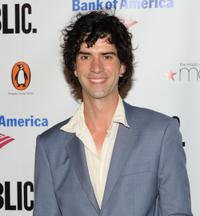 Hamish Linklater at the 2010 Public Theater Gala.