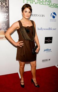 Nikki Reed at the Hollywood Life Magazine's 9th annual Young Hollywood Awards.