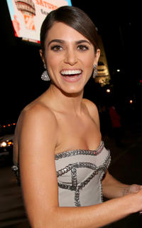 Nikki Reed at the California premiere of