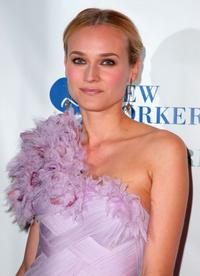 Diane Kruger at the 6th Annual New Yorkers For Children Spring Dinner Dance