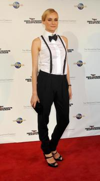 Diane Kruger at the Australian premiere of