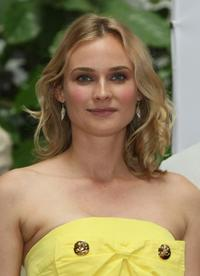 Diane Kruger at the photocall of