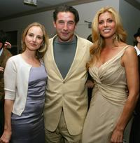 William Baldwin, Chynna Phillips and Candis Cayne at the after party for the premiere of