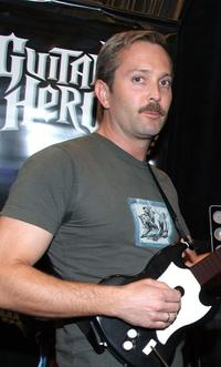 Thomas Lennon at the distinctive assets gift lounge during the Spike TV's Video Game Awards.