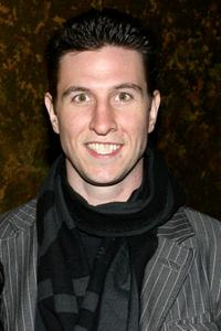 Pablo Schreiber at the opening night party of