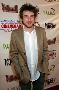 Fran Kranz at the world premiere of