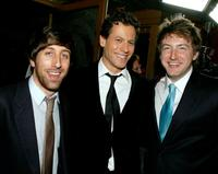 Simon Helberg, Loan Gruffudd and Fran Kranz at the premiere of