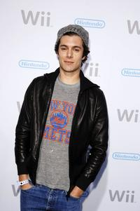 Adam Brody at the launch party of Nintendo