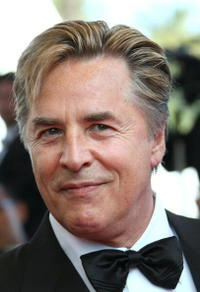 Don Johnson at the 60th International Cannes Film Festival.