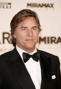 Don Johnson at the 58th Cannes Film Festival for
