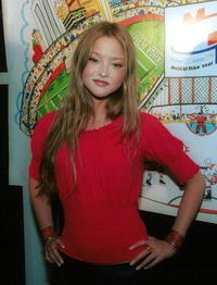 Devon Aoki at the Fourth Annual Muscle Team Gala.