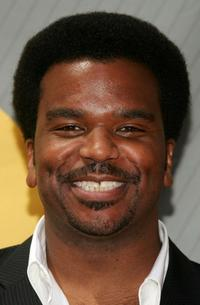 Craig Robinson at the NBC Upfronts.