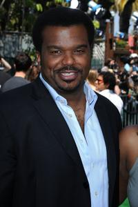 Craig Robinson at the premiere of
