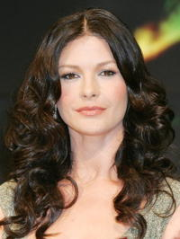 Catherine Zeta-Jones promotes the Legend of Zorro