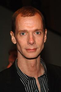 Doug Jones at the New York Film Festival premiere of ''Pans Labyrinth.