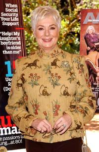 Shirley Jones at the Hollywood issue celebration of AARP Magazine.
