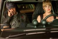 Josh Duhamel as Eric Messer and Katherine Heigl as Holly Berenson in