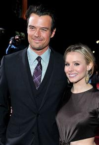 Josh Duhamel and Kristen Bell at the California premiere of