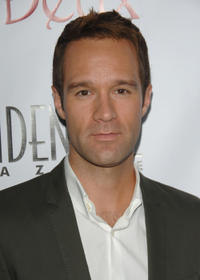 Chris Diamantopoulos at the Los Angeles Confidential Magazine's Pre-Emmy party in California.