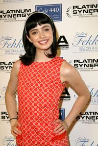 Krysten Ritter at the Frederic Fekkai Pre-Emmy