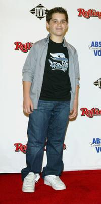 Ryan Pinkston at the Rolling Stone Magazine celebration of it's