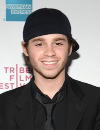 Ryan Pinkston at the premiere of