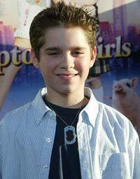 Ryan Pinkston at the Los Angeles premiere of
