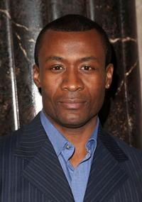 Sean Blakemore at the opening night of