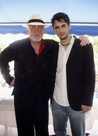 Nick Nolte and Scott Mechlowicz at the 59th International Cannes Film Festival.