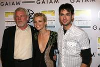 Nick Nolte, Amy Smart and Scott Mechlowicz at the premiere of