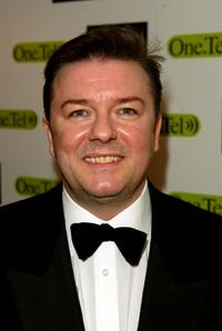Ricky Gervais at the