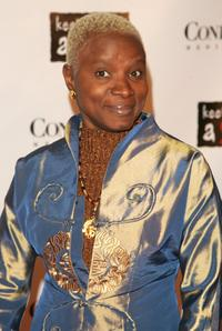Angelique Kidjo at the Keep a Child Alive Annual Fundraiser