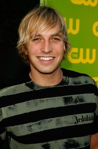 Ryan Hansen at the CW Launch Party.