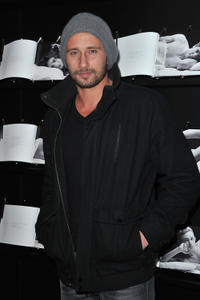 Matthias Schoenaerts at the Chaumet's cocktail party for Cesar's Revelations 2013 in France.