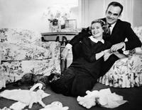 A File Photo of Grace Kelly and Prince Rainier of Monaco, Dated December 01, 1957.