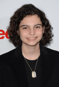 Max Burkholder at the 10th Anniversary Annual Young Hollywood party in California.
