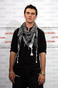 Cameron Bright at the photocall of
