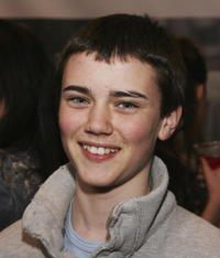Cameron Bright at the after party of