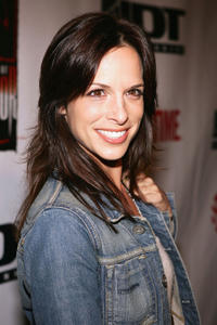 Danielle Burgio at the Launch Party for