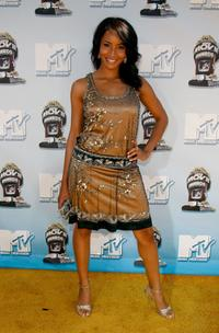 Faune Chambers at the 17th Annual MTV Movie Awards.