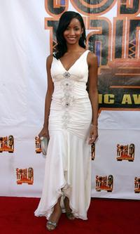 Faune Chambers at the 21st Annual Soul Train Music Awards.