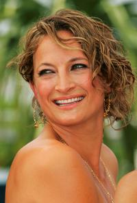 Zoe Bell at the photocall of