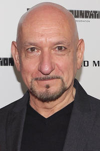 Ben Kingsley at the Vanity Fair and Richard Mille celebration of Martin Scorsese in support of The Film Foundation in L.A.