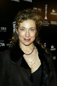 Alex Kingston at the 6th Annual Costume Guild Awards.