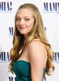Amanda Seyfried at the photocall of