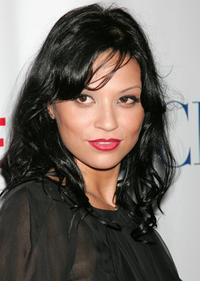 Navi Rawat at the CW/CBS/Showtime/CBS Television TCA party.