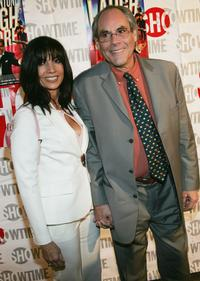 Robert Klein and Guest at the opening night of