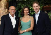 Kevin Kline, Irwin Winckler and Ashley Judd at the presentation of their film