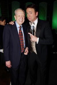 Don Knotts and John Ritter at the 2nd Annual TV Land Awards.